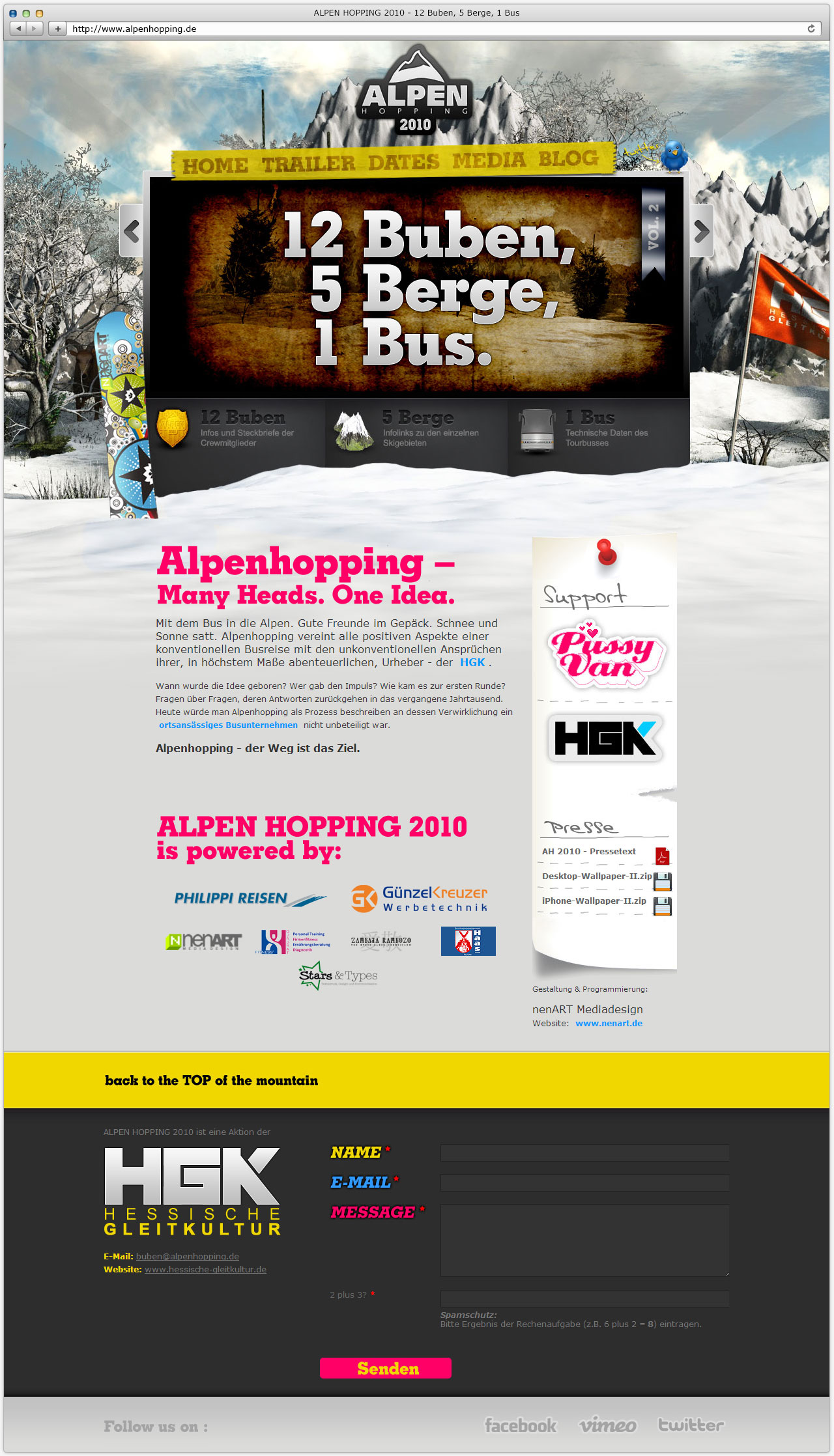 alpenhopping_website_home
