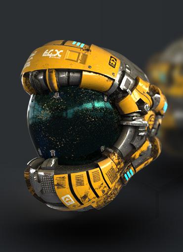 3D Modeling<br>HLMT-02