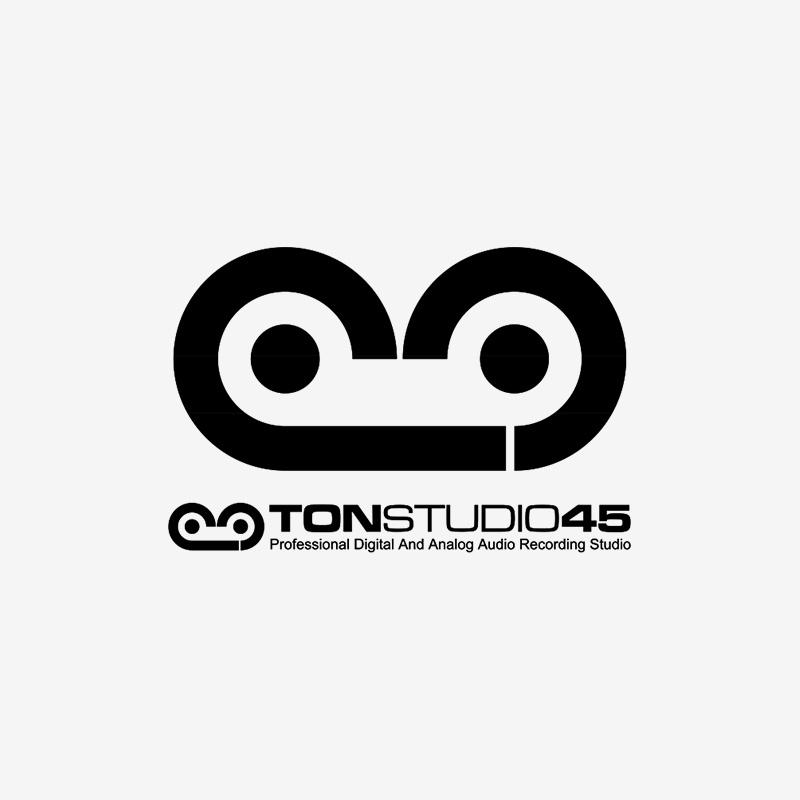 tonstudio45_logo